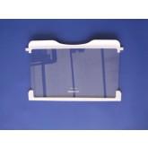 מדף BEKO - זכוכית עם מסגרת פלסטיק